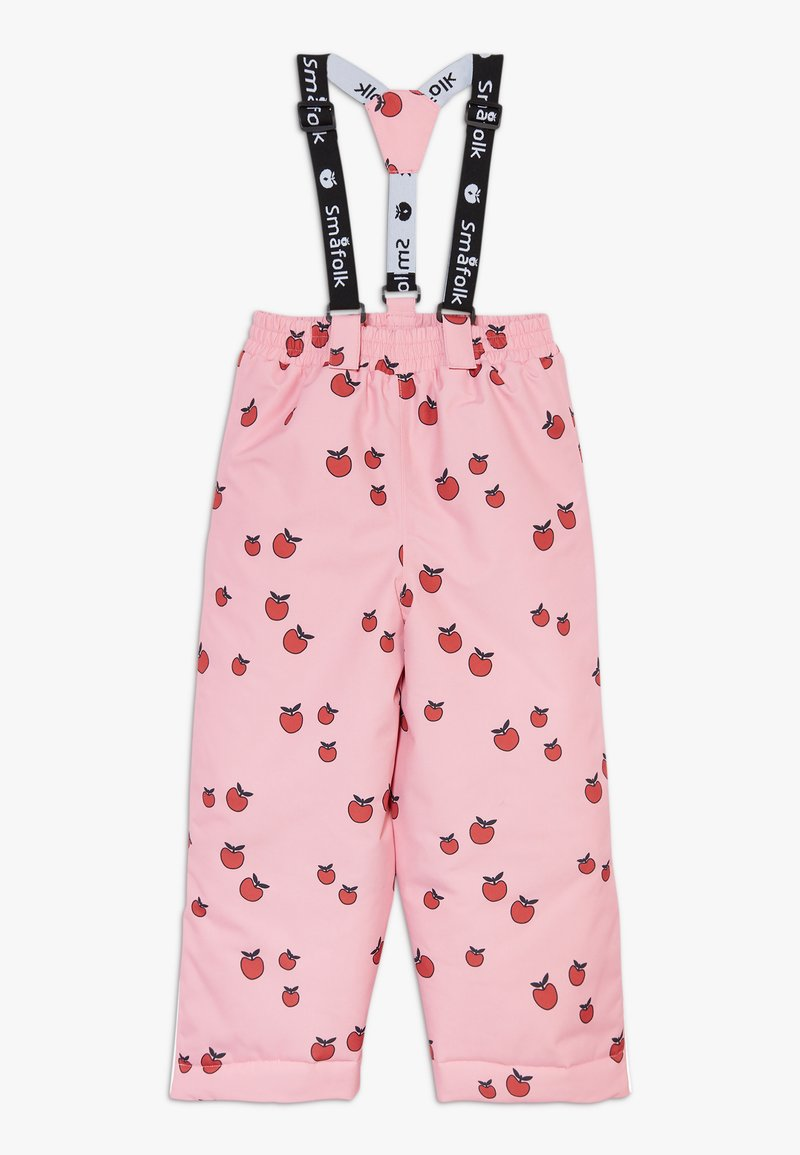 Småfolk - APPLE - Snow pants - sea pink