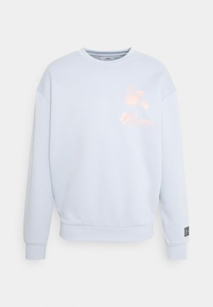 NATURAL - Sweatshirt - blue