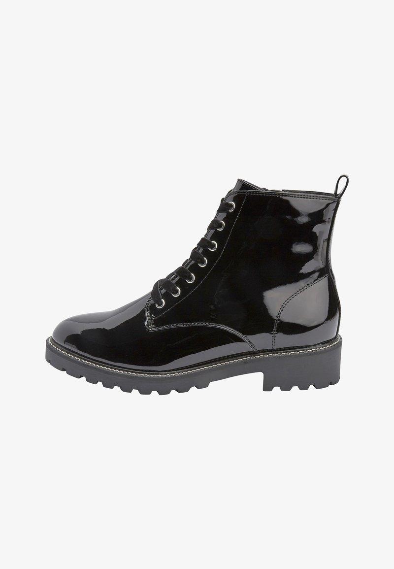 Next - FOREVER COMFORTÂ - Šněrovací kotníkové boty - anthracite