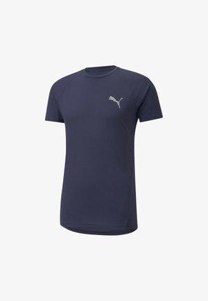 TEE  - T-shirt basique - peacoat