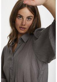 Soaked in Luxury - Skjorte - brushed nickel - 3