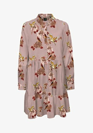Vestido camisero - woodrose