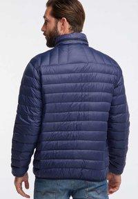 HAWKE&CO - Down jacket - dark blue - 2