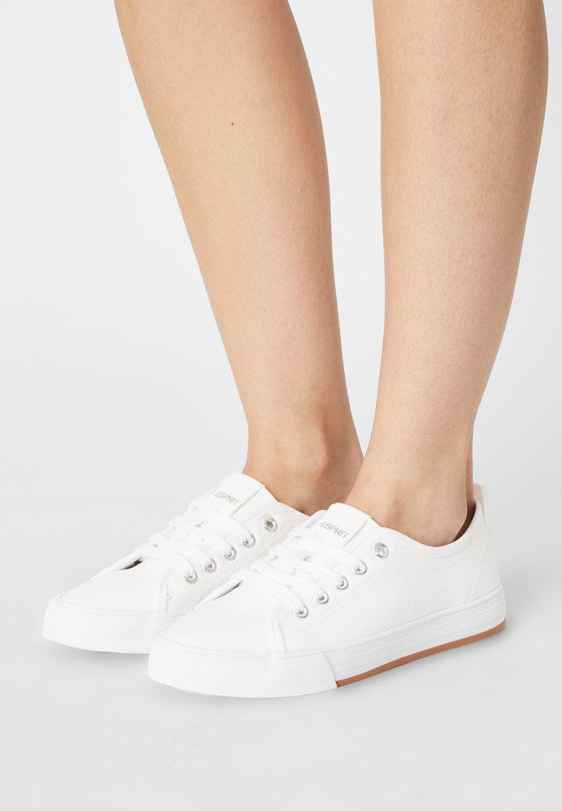 Esprit - SIMONA LU - Trainers - white