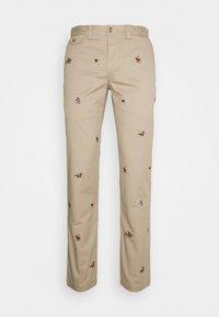 Polo Ralph Lauren - SLIM FIT BEDFORD PANT - Chino - tan - 3