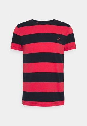 BARSTRIPE - T-shirt print - paradise pink