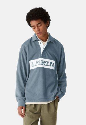 Poloshirt - medium heather grey
