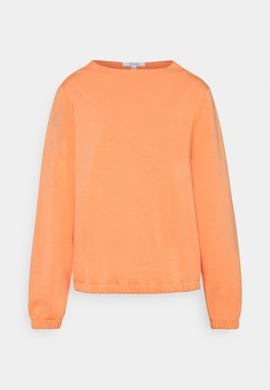 GABBI - Long sleeved top - orange peel