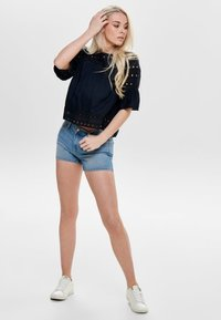 ONLY - ONLIRINA ANGLAISE - Blouse - insignia blue - 1