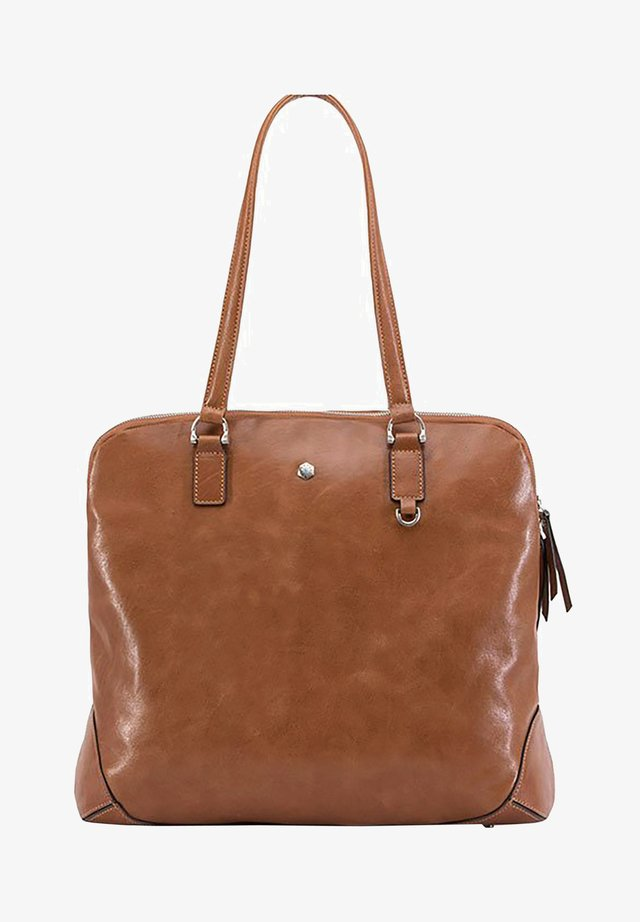 RFID - Shopping bag - tan