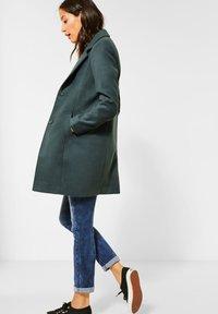 Street One - Classic coat - grün - 1