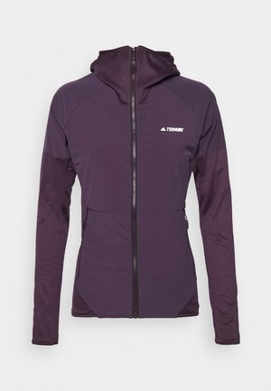 SKYCLIMB - Sweatjacke - purple