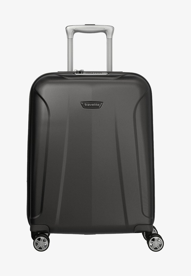 ELBE - Wheeled suitcase - anthracite