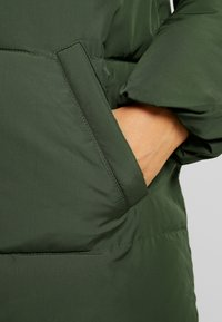 JDY - Classic coat - rifle green - 5