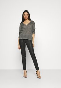 Pepe Jeans - LUCY - Long sleeved top - grey marl - 1
