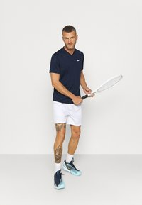 Nike Performance - BLADE - T-shirt basique - obsidian/white - 1