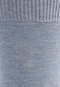 camano - ONLINE SOCKS 9 PACK UNISEX - Ponožky - stone melange/jeans - 2