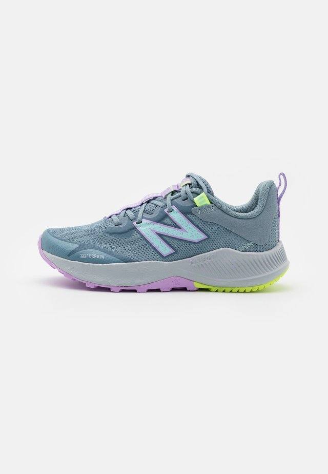 NITREL LACES UNISEX - Zapatillas de trail running - grey