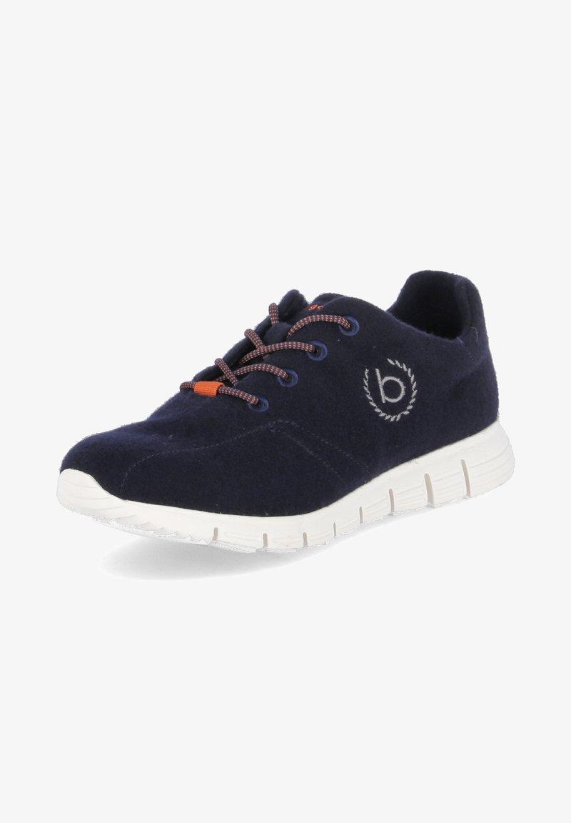 Bugatti - Casual lace-ups - dunkel blau