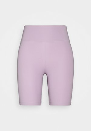 RUN SHORT - Tights - iced lilac