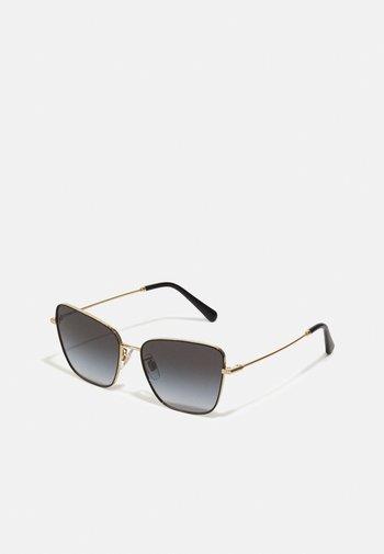 Solglasögon - gold-coloured/black