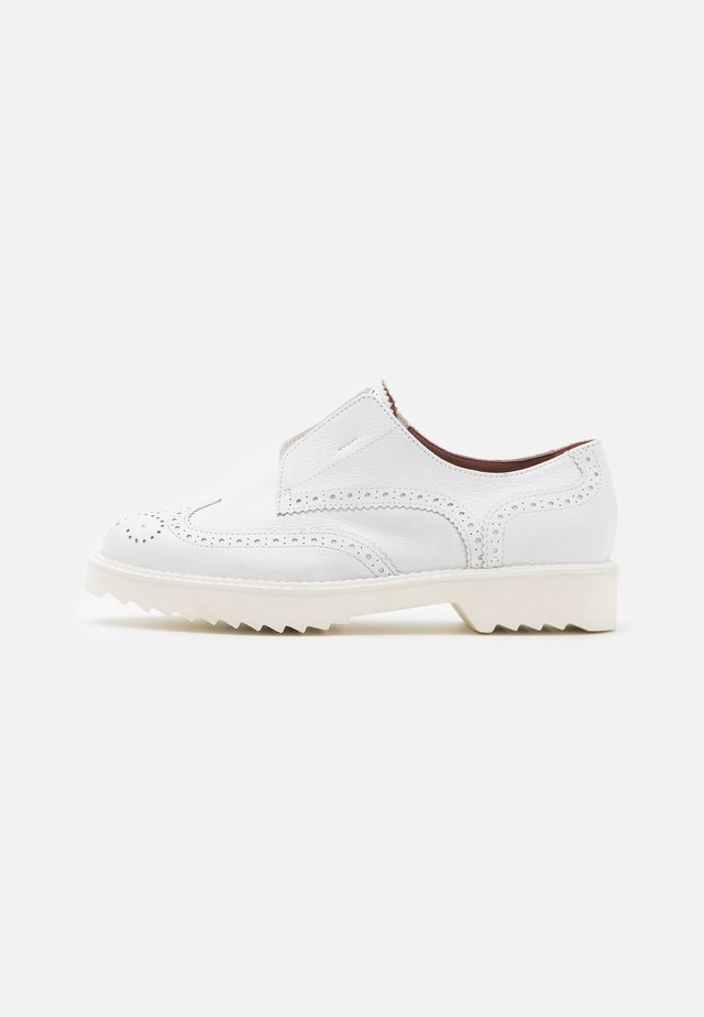 Loafers - blanco