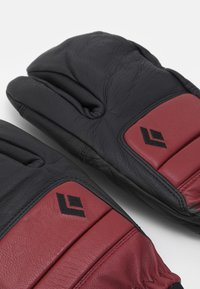 Black Diamond - SPARK FINGER GLOVES - Gloves - dark crimson - 1