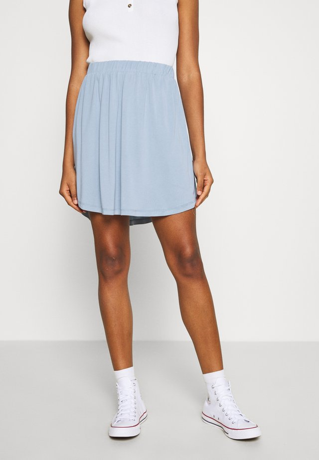LIFF SKIRT - A-line skirt - dusty blue