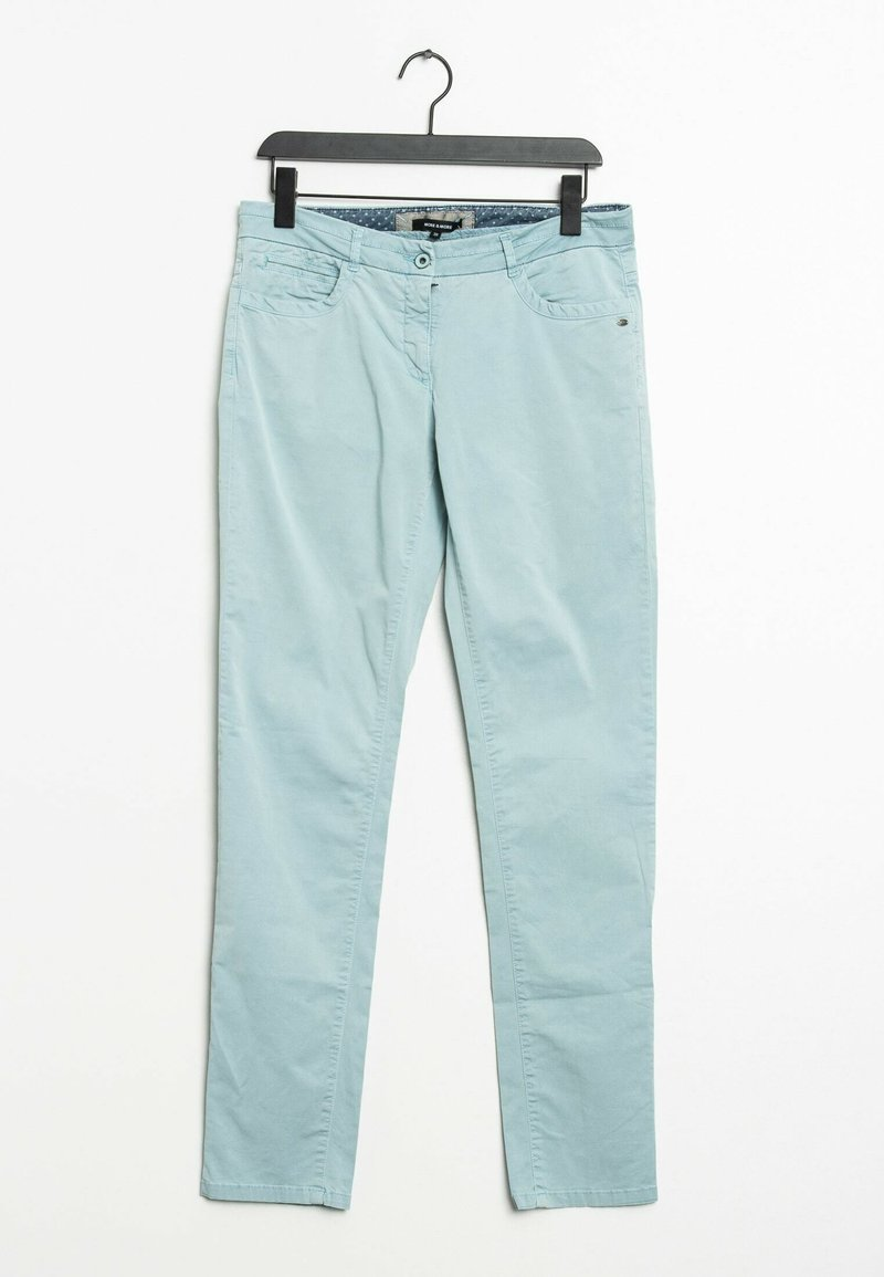 More & More - Trousers - blue