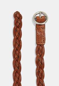 edc by Esprit - Braided belt - caramel - 3