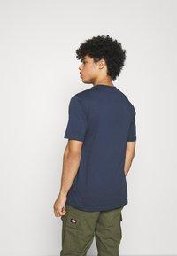 Dickies - MAPLETON - T-shirts basic - navy blue - 2
