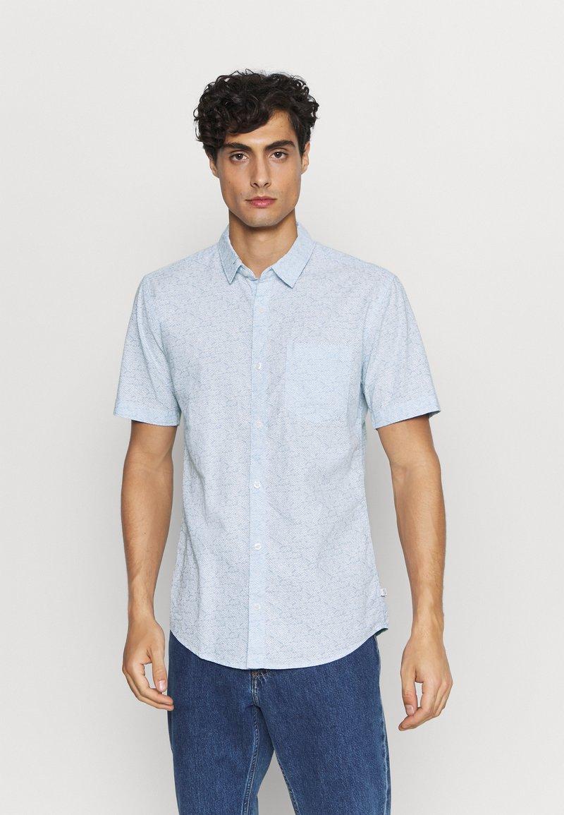 Q/S designed by - Shirt - dream blue