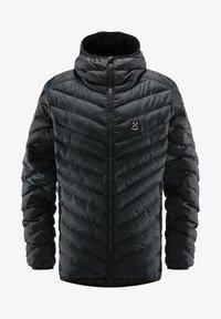 Haglöfs - SÄRNA MIMIC HOOD - Winter jacket - true black - 4