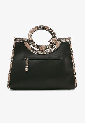 SAVONA - Tote bag - schwarz