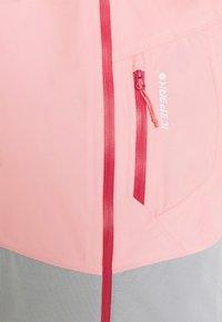 Icepeak - DAZEY - Hardshell jacket - light pink - 3