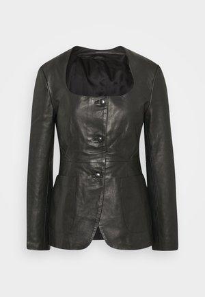LINEA - Blazer - black