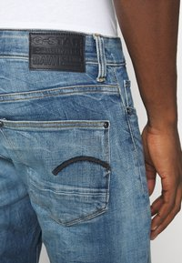 G-Star - REVEND SKINNY ORIGINALS - Jeans Skinny Fit - heavy elto pure superstretch-antic faded baum blue - 3