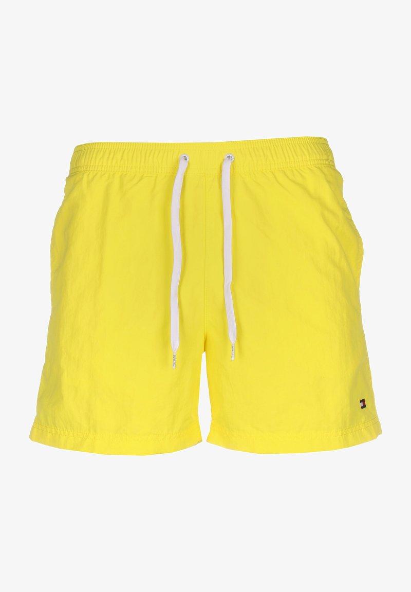 Tommy Hilfiger - Swimming shorts - neon yellow