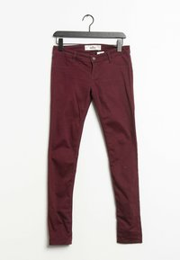 Hollister Co. - Jeans Skinny Fit - red - 0