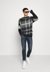 Be Edgy - CARON - Pullover - black - 1