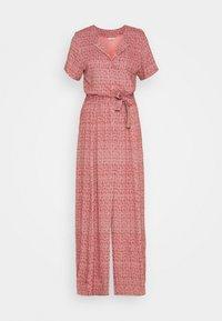 OCEAN DRESS - Maxi dress - pink