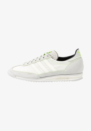 SL 72  - Sneakers - grey one/offwhite/signal green