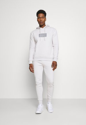 BOX LOGOTRACKSUIT SET - Tracksuit - white