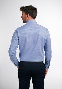 Eterna - LANGARM MODERN FIT - Shirt - blau - 1