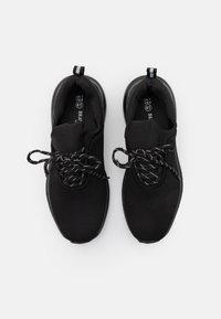 Brave Soul - REFLECT - Sneakers - black - 3