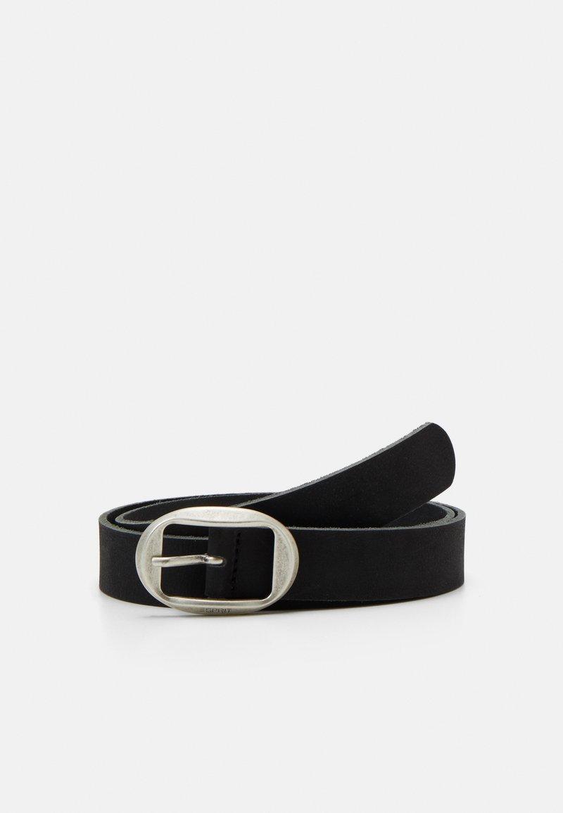 Esprit - ARIA BELT - Belt - black