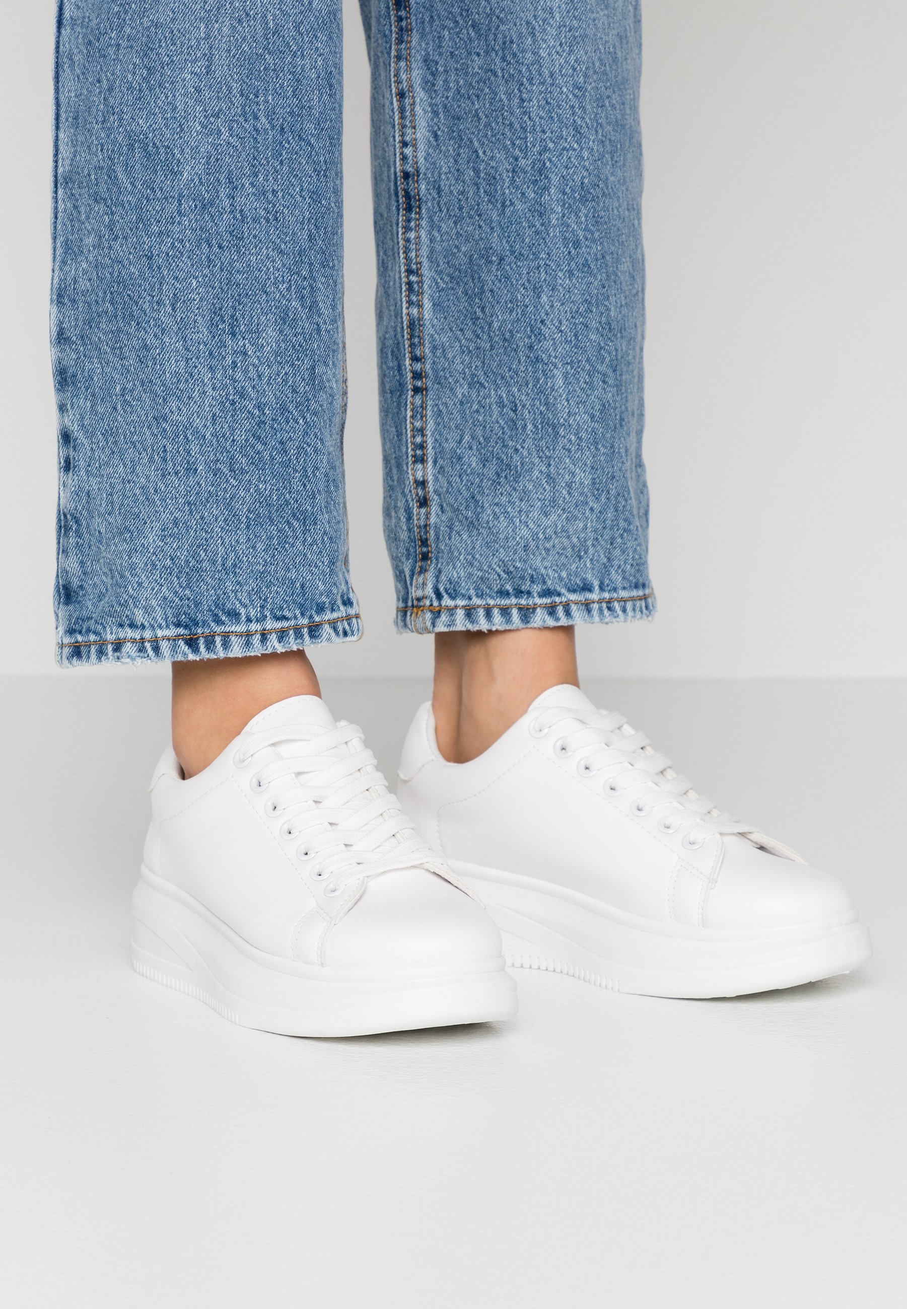 Koi Footwear VEGAN Joggesko white Zalando.no