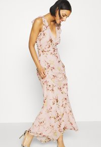 Nly by Nelly - GORGEOUS FRILL GOWN - Maxi dress - multicolor - 3