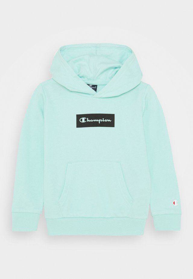 AMERICAN PASTELS HOODED UNISEX - Sweatshirt - light blue