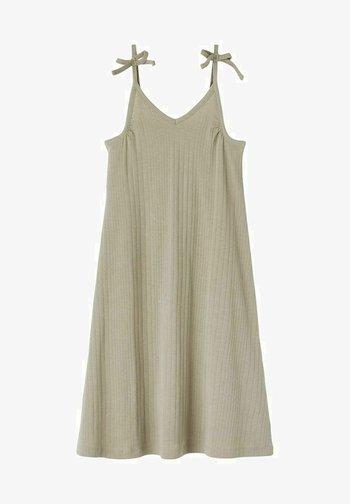 Day dress - silver sage
